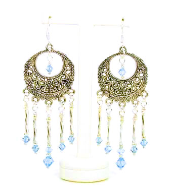 Chandelier Earring Project