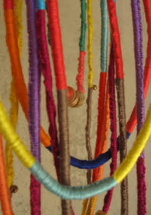 Friendship necklaces image